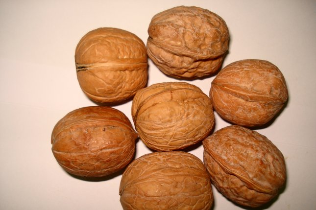 Eating walnuts may reduce heart disease risk, by lowering blood pressure