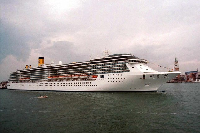 Italian cruise ship one member has tested positive with Covid-19