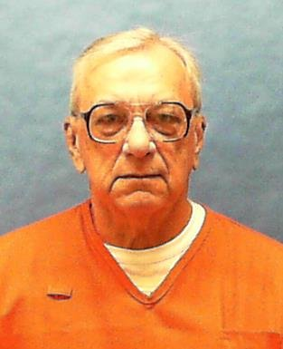 James Dailey was sentenced to death for the 1985 killing of 14-year-old Shelly Boggio. Photo Courtesy of Florida Department of Corrections