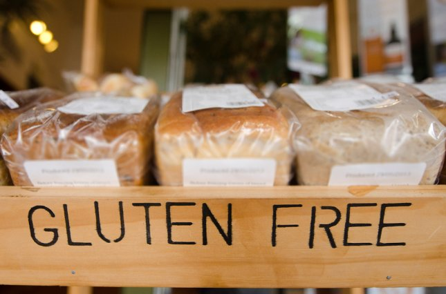 Researchers at the University of Illinois at Chicago have found people on gluten-free diets have higher levels of arsenic and mercury in their blood and urine. UPI/Shutterstock/ChameleonsEye