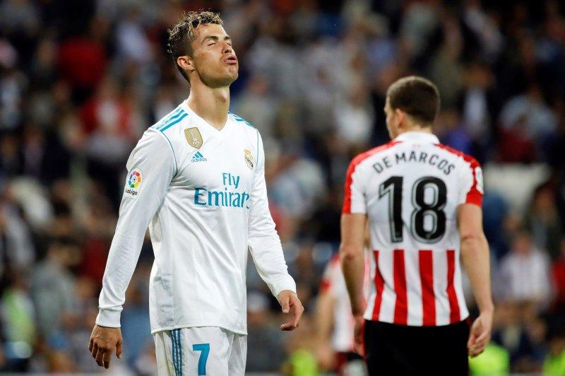 Cristiano Ronaldo strikes late to deny Athletic Bernabeu win