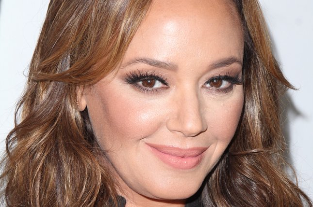 Leah Remini at the VIVA GLAM Celebrity Issue Launch in Los Angeles on June 2, 2015. File Photo by Helga Esteb/Shutterstock