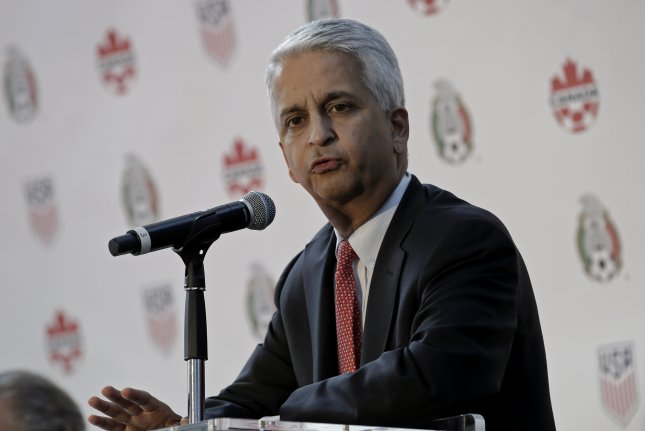 Sunil Gulati Won't Run for Re-Election as US Soccer President