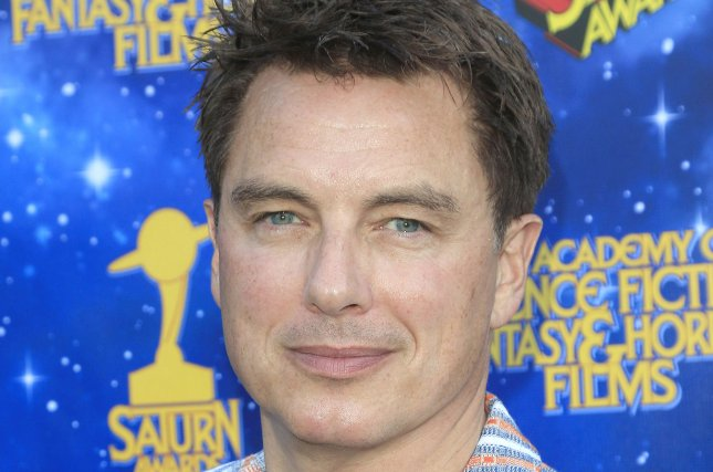 John Barrowman has signed on to host the All Star Musicals special for ITV. File Photo by Nina Prommer/EPA
