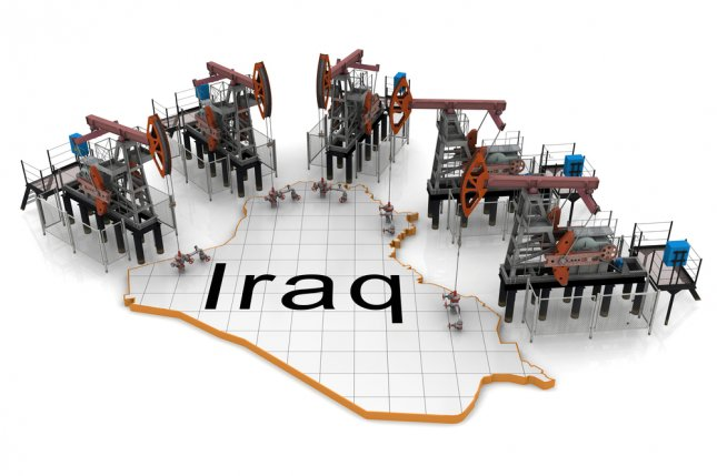 Iraq said it saw considerable gains in value for oil exports given the increase in the price of oil from last year. File Photo by cherezoff/Shutterstock