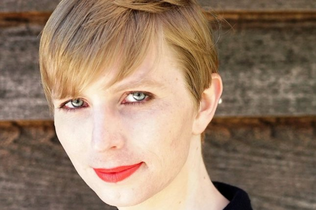 The Australian government gave Chelsea Manning a notice of intent to refuse her visa Wednesday because she did not pass a character test over her criminal record. Photo by Tim Travers Hawkins/Wikimedia Commons