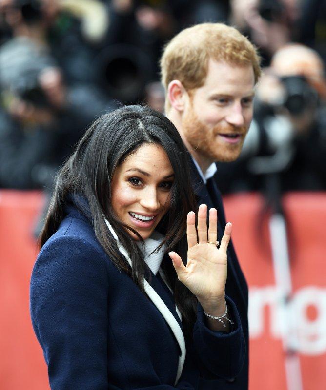 Prince Harry honors Queen Elizabeth, Meghan Markle in forum speech