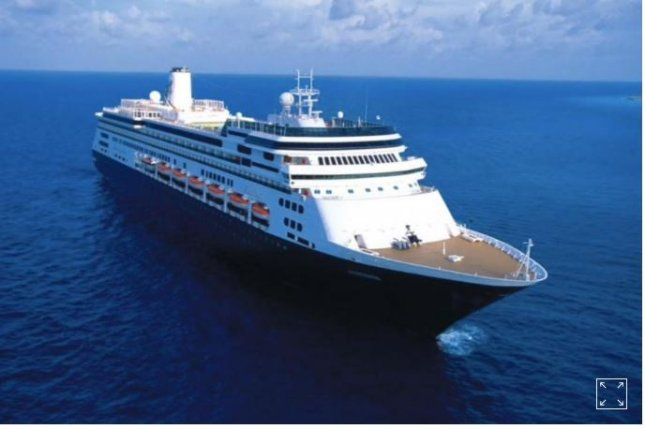 The cruise ship Zaandam, in which four passengers died and several onboard have reported influenza-like symptoms, was granted passage through the Panama Canal to sail to South Florida, Holland American said. File Photo courtesy Holland America