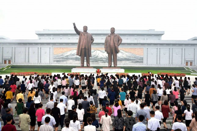 More North Koreans are resettling in the West, where they are active as human rights advocates or political consultants. File Photo by Yonhap/EPA-EFE