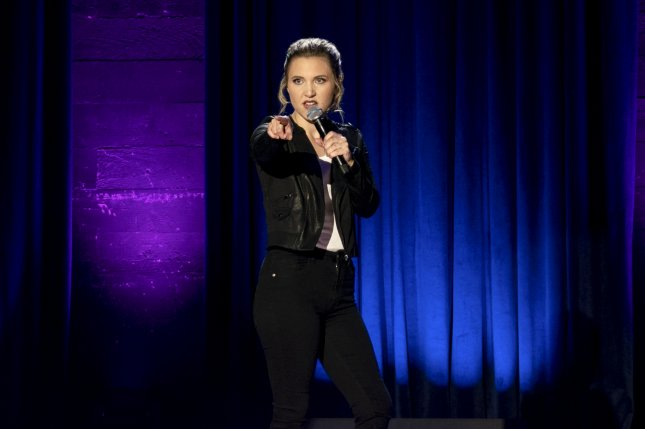 Taylor Tomlinson is set to release her first hour-long comedy special on March 3. Image courtesy of Netflix