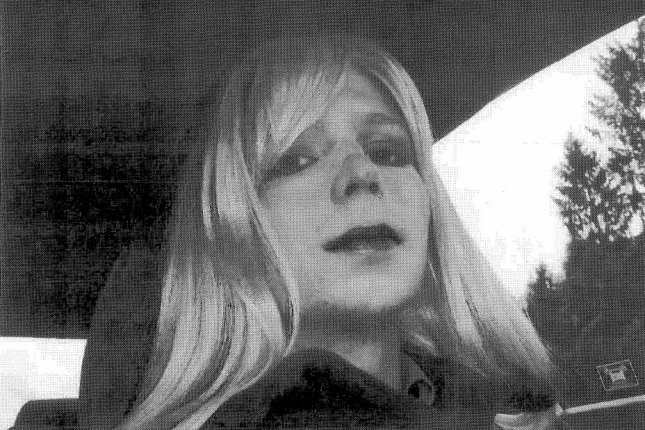 U.S. Army PFC Chelsea Manning will be sent to solitary confinement at the branch's prison in Kansas in response to a suicide attempt she made in July. Manning was sentenced to 35 years in prison for leaking a large amount of classified documents pertaining to the Pentagon's activities in Iraq and Afghanistan. Photo by U.S. Army/UPI/File