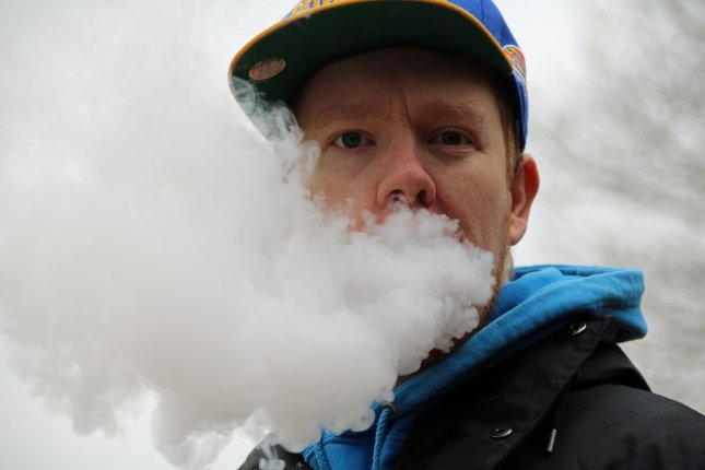 Vaping less harmful than smoking cigarettes