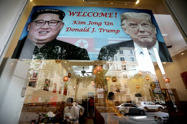 Kim Jong-un reported en route to Vietnam for summit with Donald