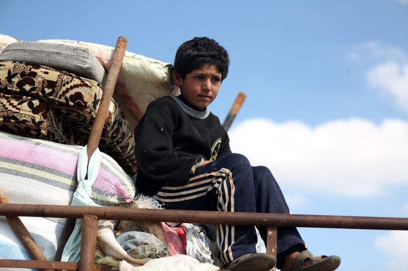 U N 2017 Deadliest Year Of Syria Civil War For Children Upi Com