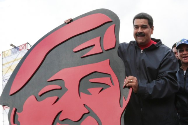 Liquefied natural gas from the United States could send a message to Venezuelan President Nicolas Maduro, a Louisiana senator said. File photo by Mira Flores/EPA