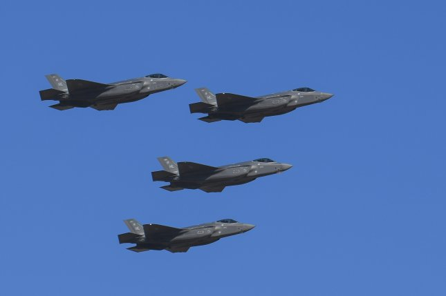 F-35A stealth fighters 'sensitive' issue for North Korea, report says