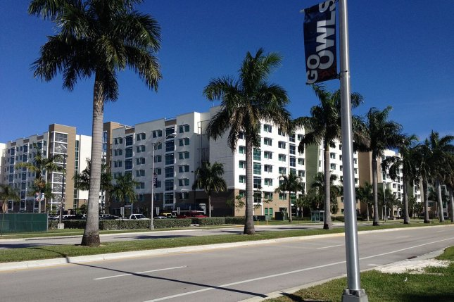 Part of the Florida Atlantic University campus is shown Jan. 23, 2014, in Boca Raton, Fla. Photo courtesy of Wikimedia Commons