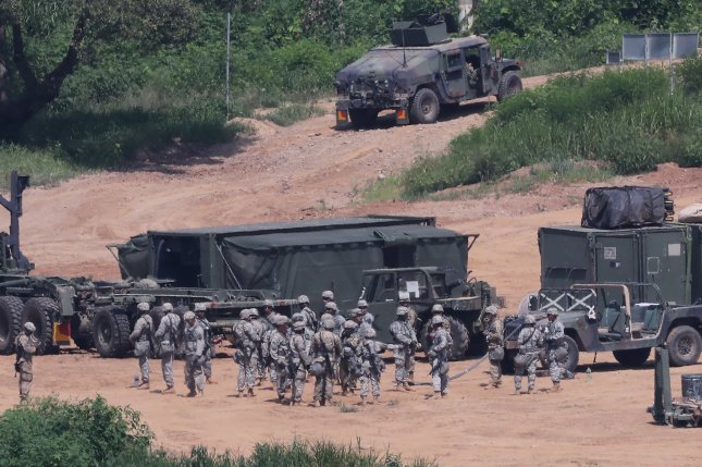 The United States and South Korea are proceeding with the resumption of drills, many of which were halted, reduced or postponed amid an engagement phase with North Korea. File Photo by Yonhap