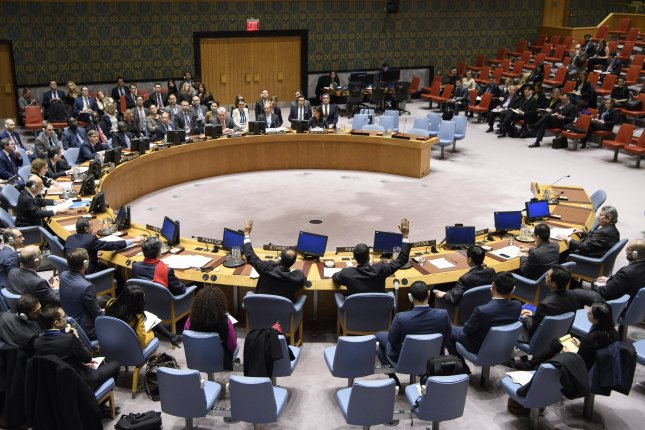 The U.N. Security Council votes to include briefing on the humanitarian situation in North Korea on its agenda on Monday. Photo by Manuel Elias/United Nations