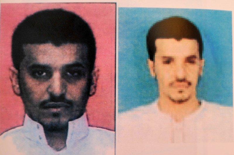 Saudi-Arabian Ibrahim Hassan al-Asiri, who tops a Saudi Arabian terrorism list, was killed last year in a drone strike in Yemen, U.S. officials said. File Photo by Yemeni Interior Ministry/EPA