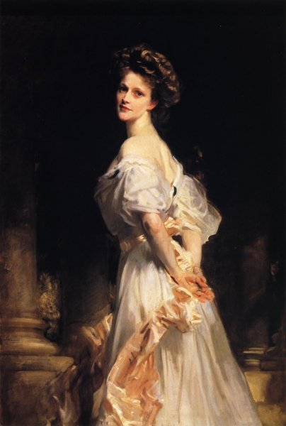 On November 28, 1919, Virginia-born Nancy Astor became the first woman member of the British Parliament. File Image by John Singer Sargent