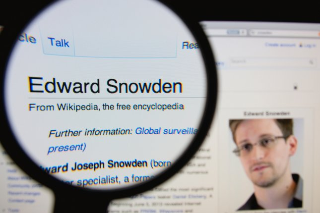 U.S. whistleblower Edward Snowden, who is living in exile in Russia, said he wants a fair trial if he returns to the U.S. Photo by Gil C/Shutterstock