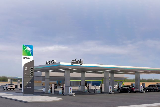 Saudi Arabia's Aramco has partnered with France's Total to retail premium quality fuel services in Saudi Arabia. Photo courtesy of Saudi Aramco