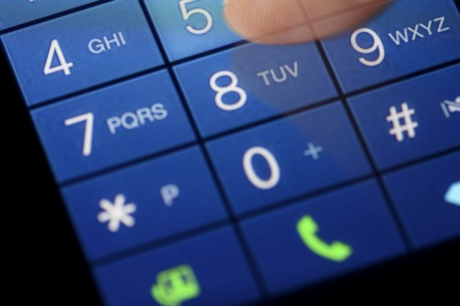 Nearly half of all phone calls Americans receive this year will be automated robocalls, a FCC report said. File Photo by ProKasia/Shutterstock/UPI