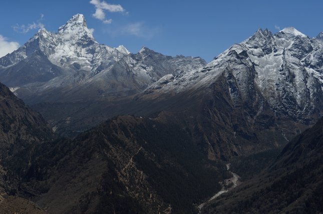Nepal's government said that overcrowding wasn't the sole reason for an increase of deaths on Mount Everest as the total rose to nine over the weekend.File Photo by Praphat Rattanayanon/Shutterstock