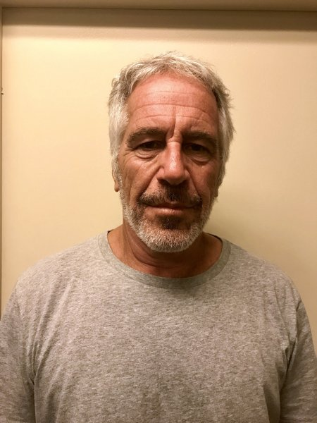 Jeffrey Epstein was found semiconscious with marks on his neck in his jail cell July 23. File Photo courtesy of the New York State Division of Criminal Justice