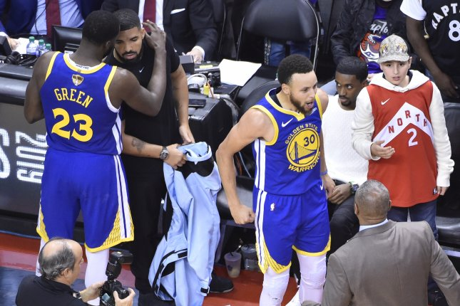 Warriors, minus Kevin Durant, rally for Game 5 win over Raptors
