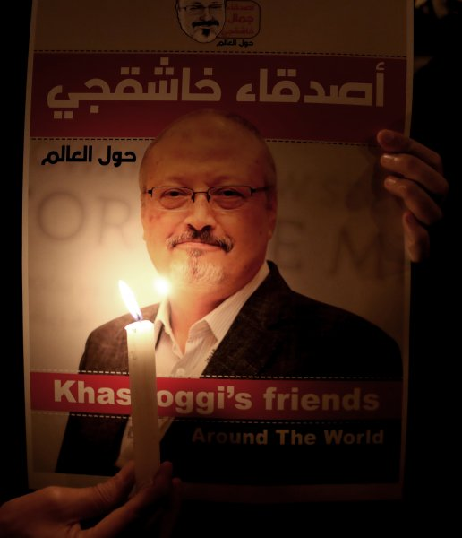 Britain on Monday imposed dozens of sanctions against those who it accuses of committing gross human rights violations. Among those targeted include 20 Saudi nationals it accuses of being connected to the death of journalist Jamal Khashoggi. Photo by Erdem Sahin/EPA-EFE
