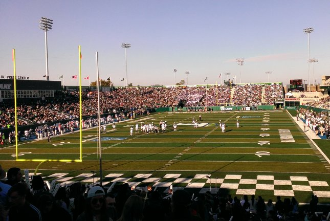 Yulman Stadium at Tulane University in New Orleans will host the HBCU Legacy Bowl on Feb. 12, 2022. Photo by Bobster687/Wikimedia Commons