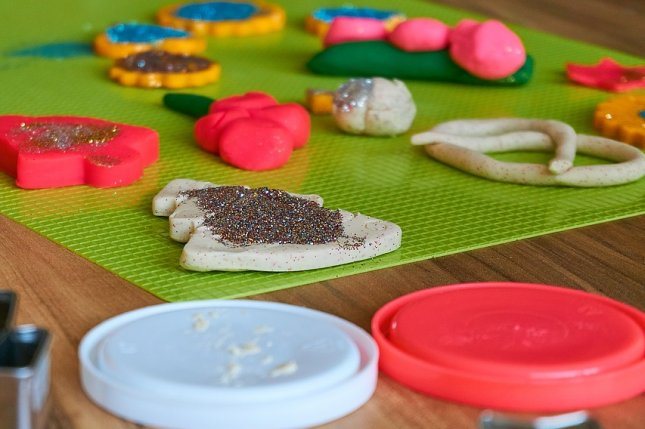 Dry pasta, Play-Doh safe for kids with gluten sensitivity