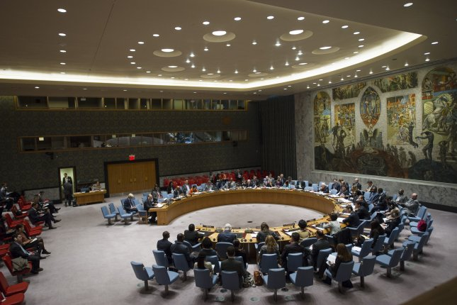 The United Nations Security Council on Wednesday adjusted several sanctions on Liberia. File Photo by UPI/UN Photo/Amanda Voisard