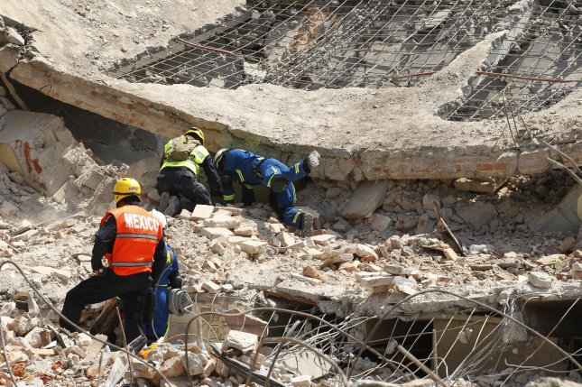 After deadly quake, Mexico says it can't help Texas recovery