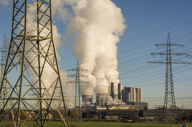 A reduction in China's reliance on coal power plants has seen global carbon emissions growth slow over the last three years. Photo by Reinhard Tiburzy/Shutterstock