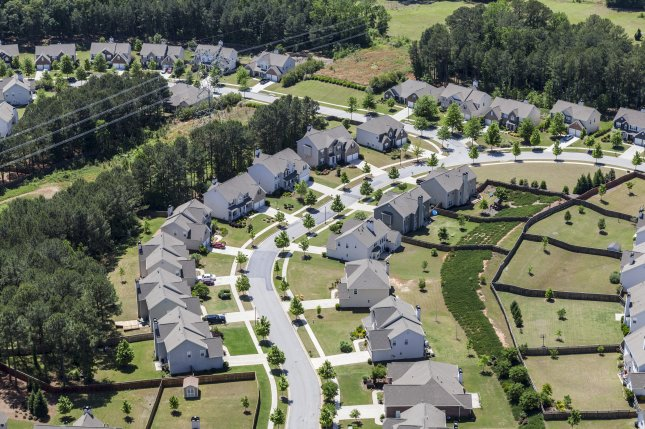 New research suggests urban or suburban sprawl hampers upward mobility. File photo by trekandshoot/Shutterstock