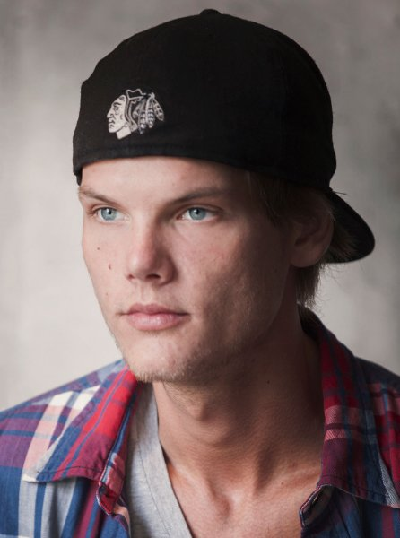 The Swedish DJ Avicii died Friday at the age of 28. He is seen here in a photo from September 18, 2014. Photo by The Perfect World Foundation/Wikimedia Commons https://creativecommons.org/licenses/by/3.0/legalcode