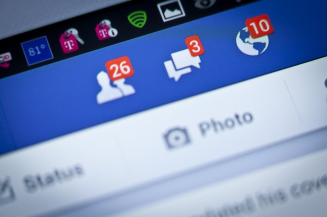 Facebook has said Russia-linked, inauthentic accounts had purchased some 3,000 advertisements between 2015 and 2017. File Photo by JaysonPhotography/Shutterstock.com