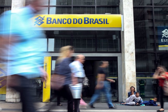 A gang of about 50 armed individuals on Sunday attacked an agency of Banco do Brazil in the northeastern state of Maranhao, as well as another bank, and military and police barracks. File Photo by Fernando Bizerra Jr./EPA