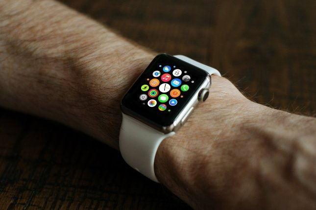 A study published in the New England Journal of Medicine suggests the Apple Watch's ability to monitor pulse may be useful in identifying atrial fibrillation. File Photo by fancycrave1/Pixabay