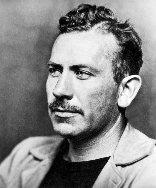 On May 6, 1940, The Grapes of Wrath by John Steinbeck was awarded the Pulitzer Prize for fiction. File Photo courtesy of McFadden Publications, Inc./Wikimedia