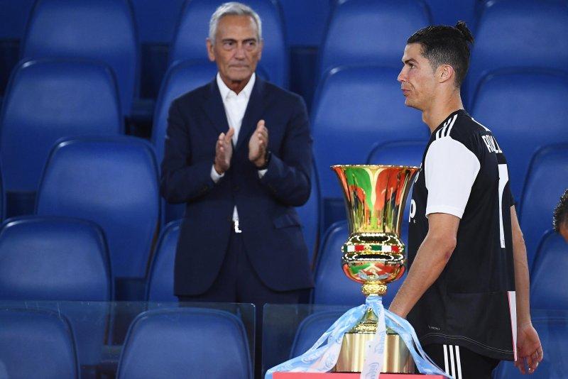 Cristiano Ronaldo Sets Record In Juventus' Coppa Italia Final Defeat To Napoli
