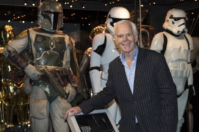 British actor Jeremy Bulloch, who played the bounty hunter Boba Fett in Star Wars, died Thursday following health complications. Photo courtesy of Will Oliver/EPA-EFE