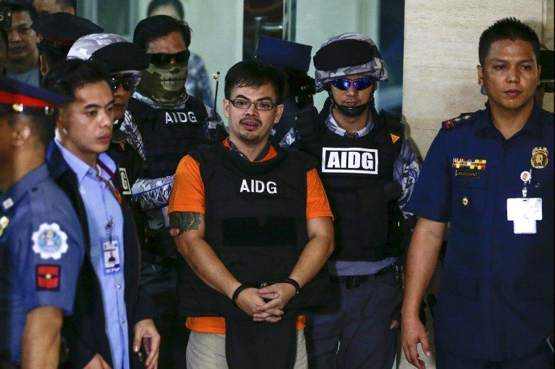 Accused drug lord Rolando