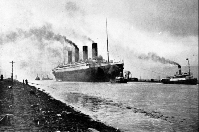 The new treaty protects the wreck site of the Titanic and controls access to its resting place at the bottom of the Atlantic Ocean. File Photo courtesy National Archives