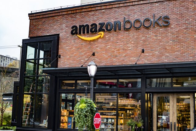 Amazon opened its first brick-and-mortar bookstore called Amazon Books in Seattle's University Village in November 2015. For the second year in a row, Amazon.com earned the best reputation among the 100 most visible companies in the United States, according to The Harris Poll. File Photo by SEASTOCK/Shutterstock
