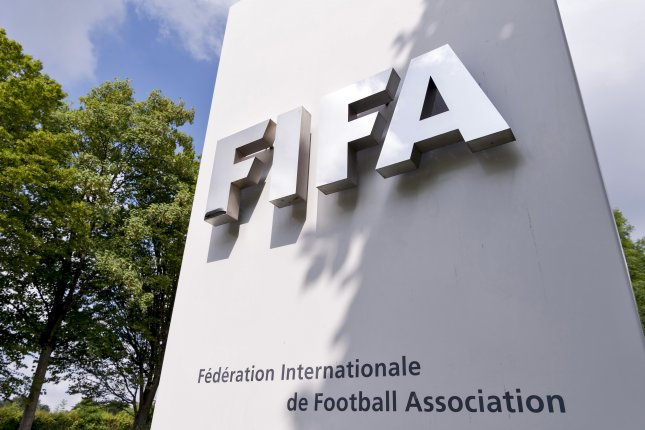 Based on information gathered by the investigatory chamber, Mr. Ahmad had breached his duty of loyalty, FIFA said in a statement Monday. File Photo by Nick Soland/EPA