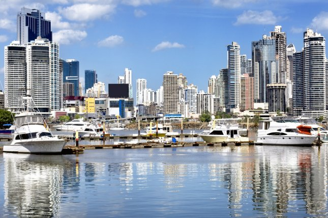 Panama, shown here, has very few regulations on the formation of shell companies. But neither does the United States. Photo by Sylwia Brataniec/Shutterstock